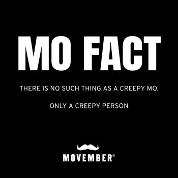 Image of Movember at King O'Malleys