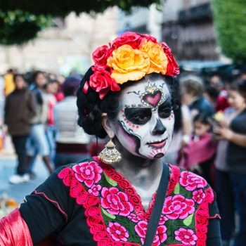 Image of Day of the Dead at King O'Malleys